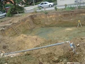 Uitgraven Kelder